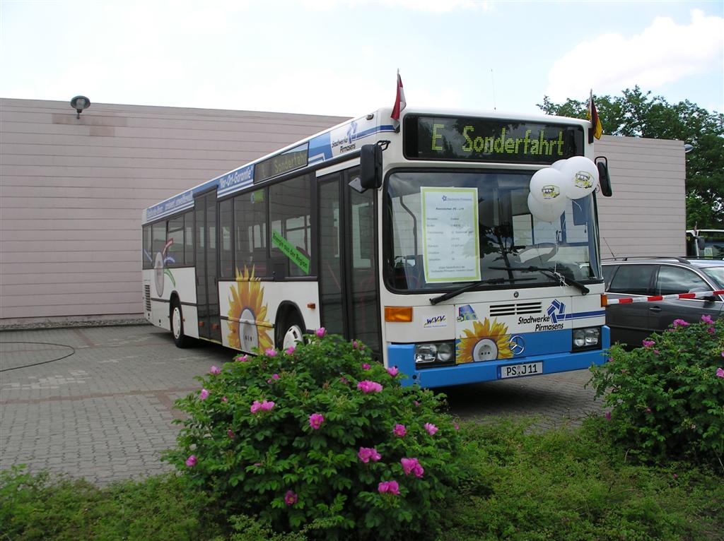 Stadtbus Pirmasens